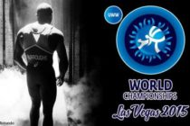 World Wrestling Championships 2015 Las Vegas, NV Sept. 7-12