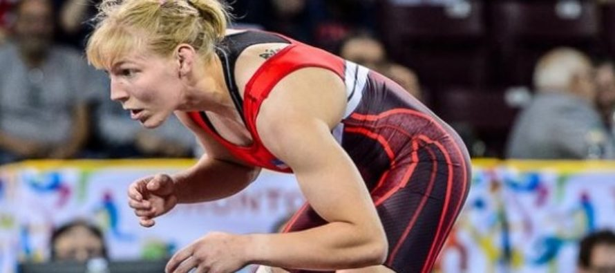 Meet 2015 U.S. Women's Freestyle World Team member Alyssa Lampe