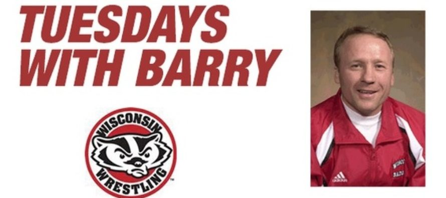 Tuesdays with Barry (9-29-2015)