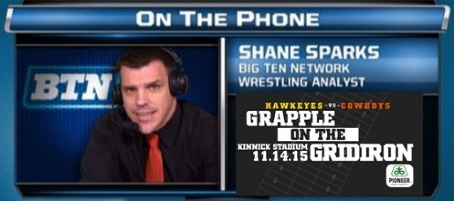 BTN's Shane Sparks previews 'Grapple on the Gridiron'