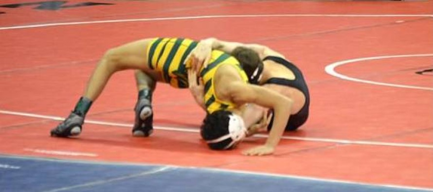 Eight Reasons Why Your Kid Should Wrestle – Mitch Arnold