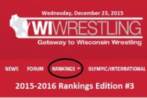 12-23-15 WIWrestling.com Rankings Edition 3