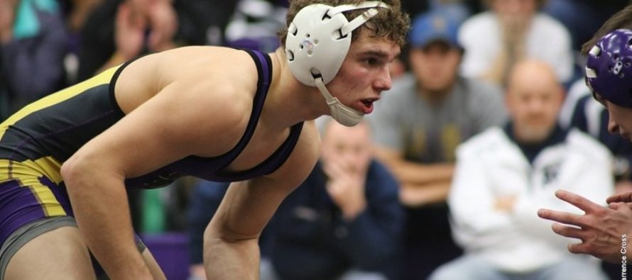 UWSP: Vosters' 3-0 showing highlights day at Candlewood Suites Duals