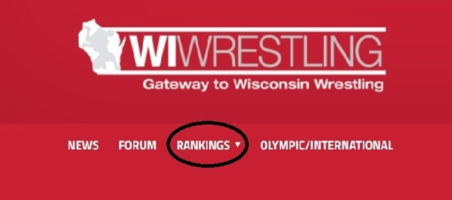 1-6-16 WIWrestling.com Rankings Edition 4