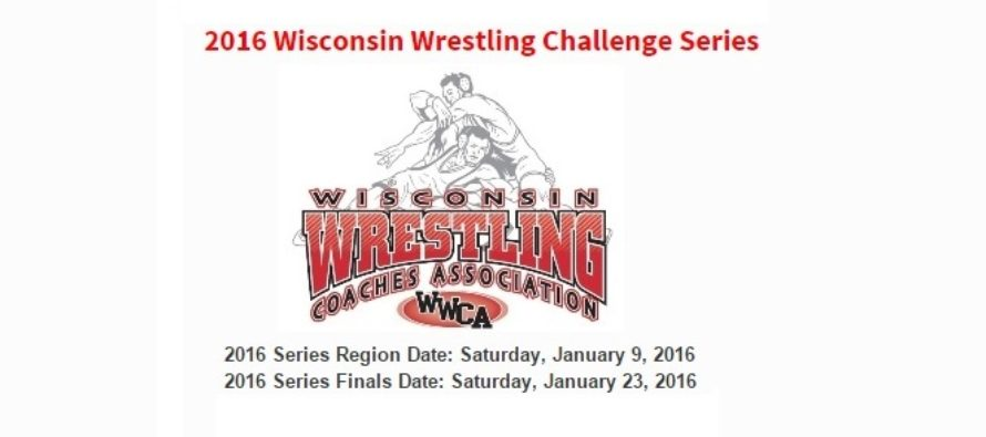 2016 Wisconsin Wrestling Challenge Series: Eight REGIONS January 9