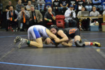Kilty's run ends in state final  By Nate Woelfel