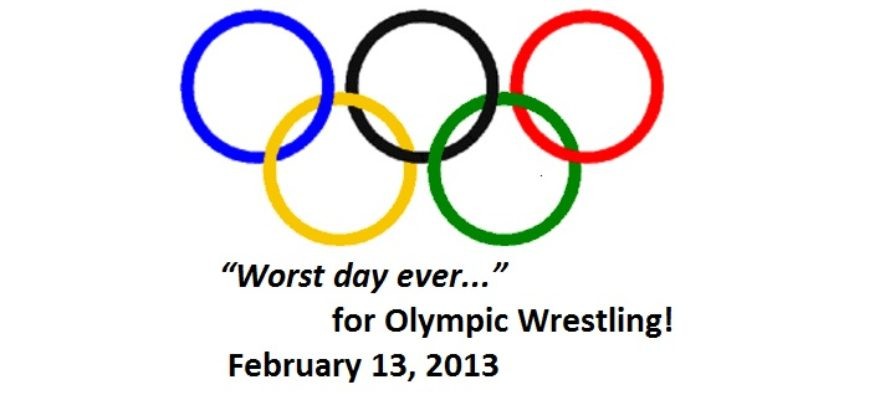 "Olympic Wrestling's ""Worst Day Ever"" 