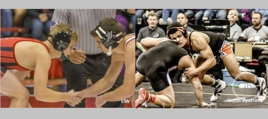 Breske, Martin take titles at UWW Junior Freestyle Nationals – Las Vegas