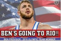 Ben Provisor: 5 things to know about the wrestling Olympian