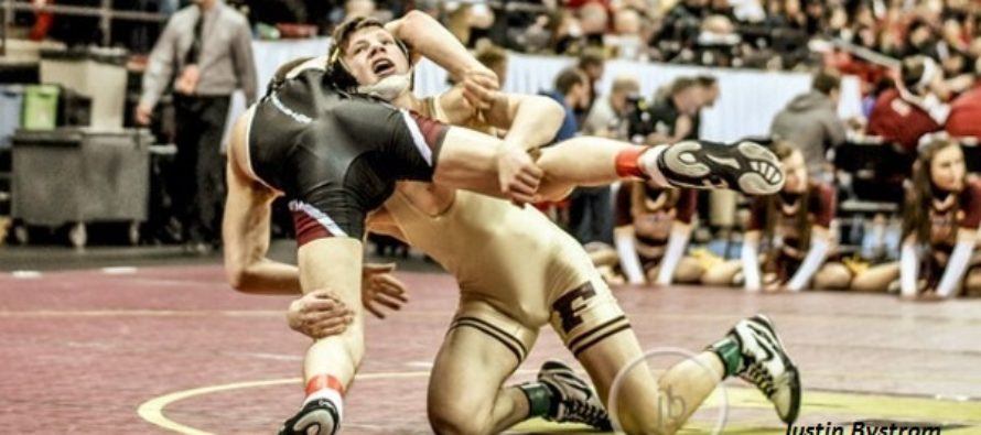 Nutter heading to Northern Michigan University Greco OTS