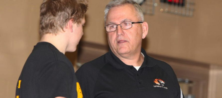 Mark Neumann stepping aside after 39 years of wrestling coaching