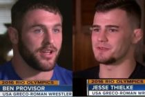 Local wrestlers head to Rio with hope for medals