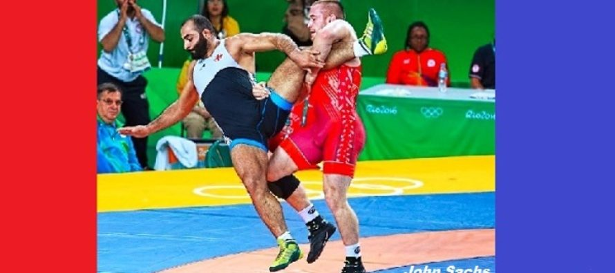 Snyder into Rio Finals, Molinaro into repechage
