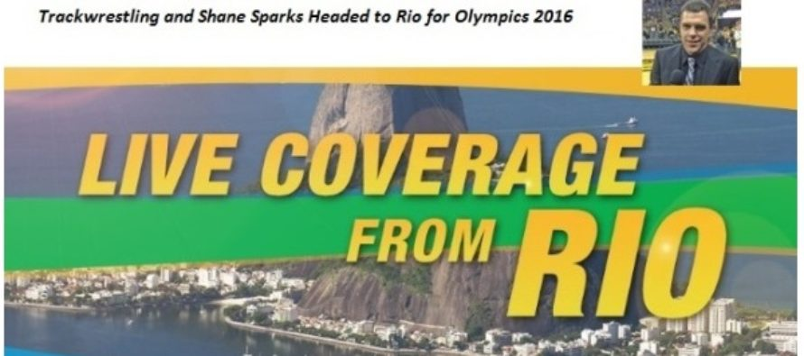 Trackwrestling and Shane Sparks headed to Rio