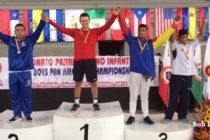 Tyler Hannah captures second gold medal at Schoolboy Pan Ams