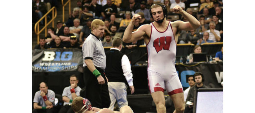 Two Badgers ranked in top three in preseason rankings