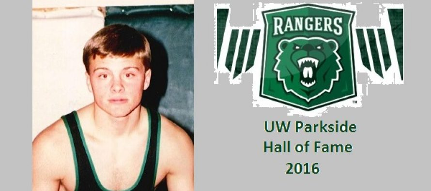 Hasenjager into Parkside Ranger Hall of Fame