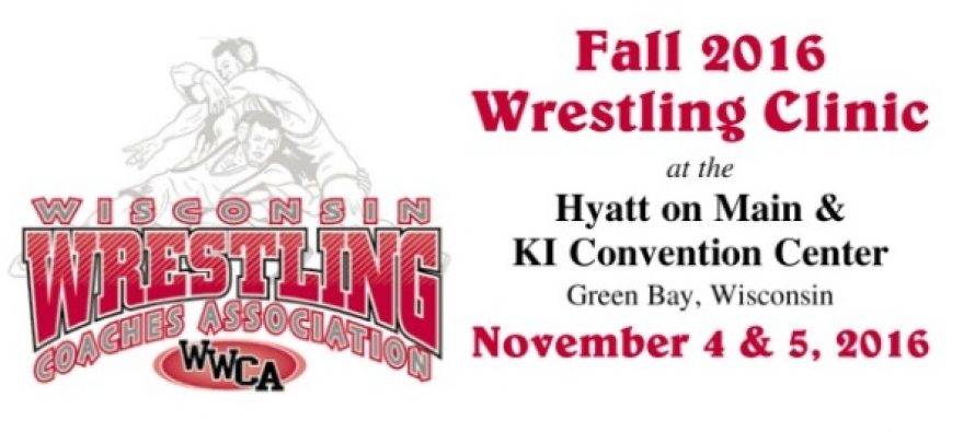 WWCA Fall Clinic and Hall of Fame Banquet November 4-5