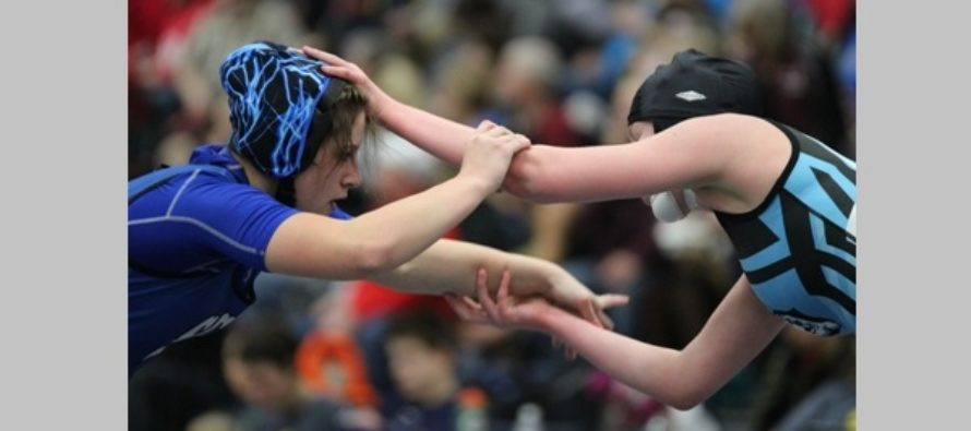 Wisconsin Wrestling HS GIRLS OPEN DIVISION Challenge Series /Jan 21