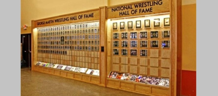 Wisconsin and National Wrestling Hall of Fame