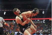 New London Wrestler Rewrites History Books