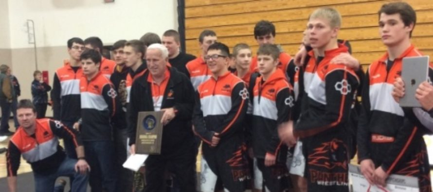 Oconto Falls wins Regional in front of home crowd