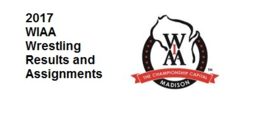 WIAA 2017 State Tournament Results/Brackets