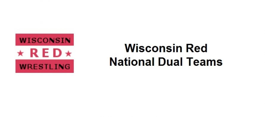 Wisconsin Red National Dual Teams
