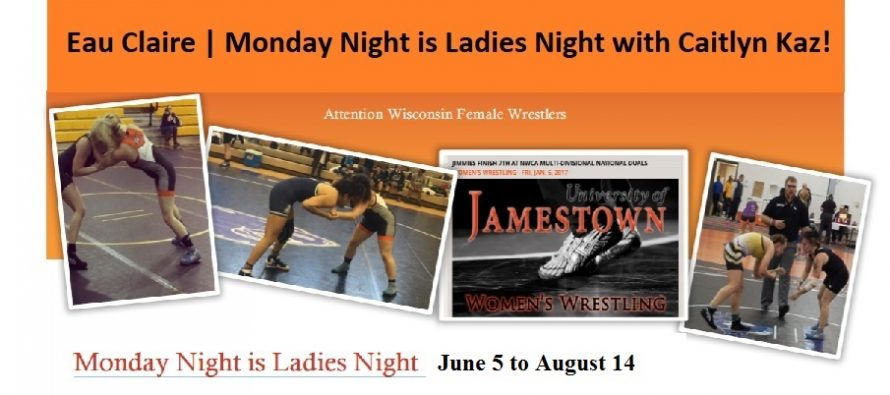 Eau Claire | Monday Ladies Night with Caitlyn Kaz | June 5 – August 14
