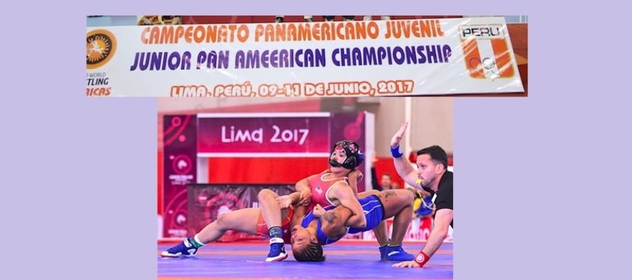 WWF Women's Newsletter | Jayden Laurent Pan Am Gold Medalist
