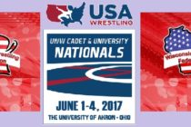 Wisconsin University and Cadet Hopefuls Represented in Akron