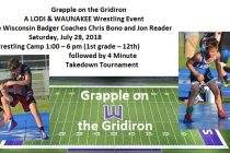Grapple on the Gridiron