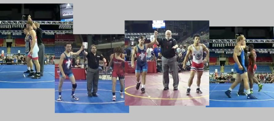 4 WI Juniors to GR Finals   Team in 2nd Place