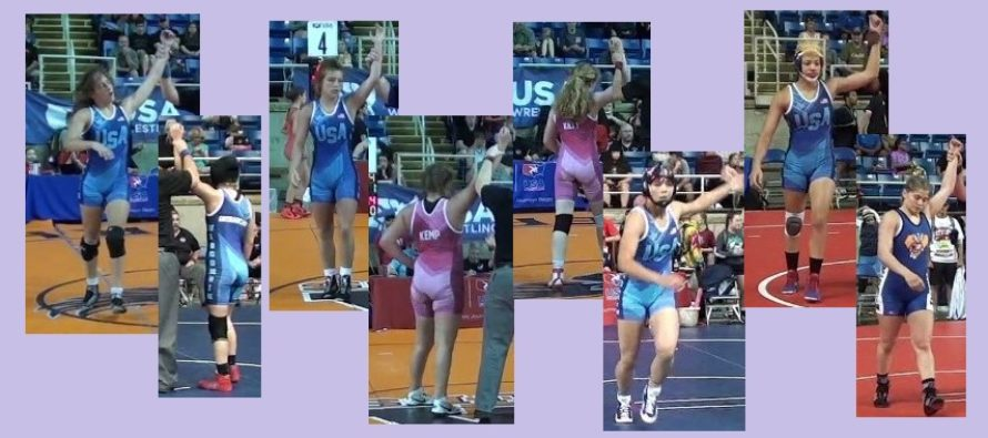 Eight WI Women Reach Junior National FS Quarters | Fargo