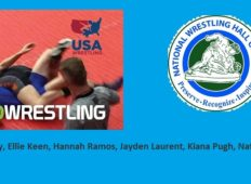 HOF, USA Wrestling, FloWrestling release first Nat. Girls HS rankings