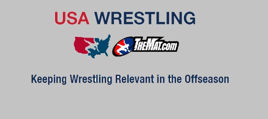 Keeping Wrestling Relevant in the Offseason | USA Wrestling