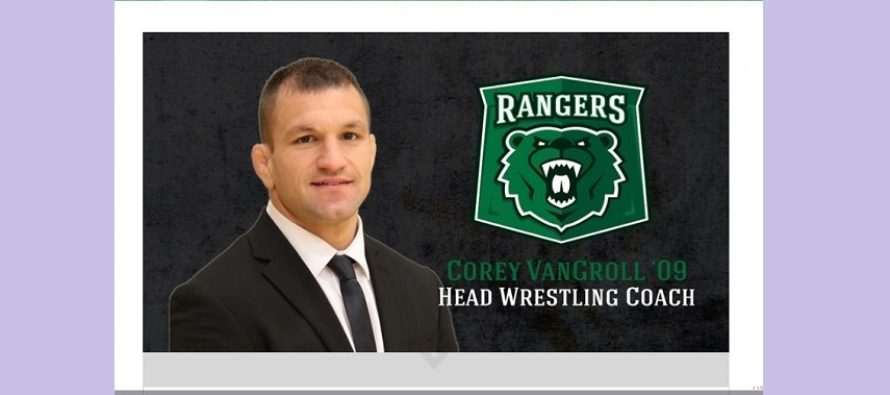 Corey VanGroll New UW Parkside Head Coach
