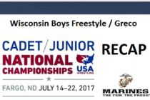 Fargo experience | WI Junior and Cadet Boys