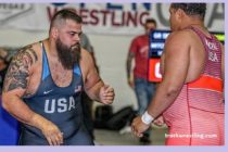 World Championships | Day Two Greco (Results)
