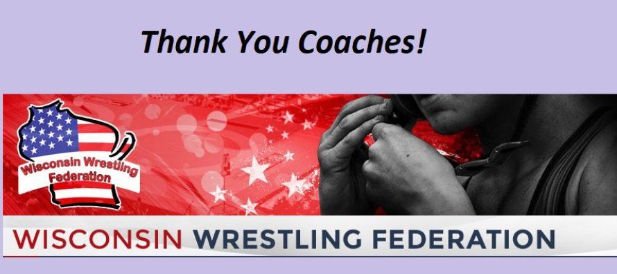 WWF Thanks Coaches