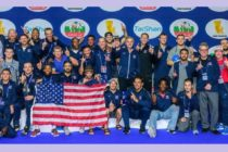 USA #1 at UWW World Champ's | Paris | Day 6 | Results