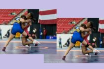 UWW World Championship day 4 Results