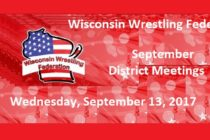 WWF September District Meetings 2017