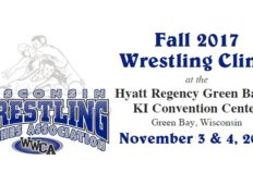 WWCA 2017 Wrestling Clinic / HOF  November 3-4