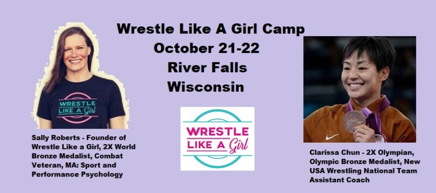 River Falls | Wrestle Like A Girl Camp | October 21-22