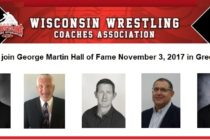 Five to join George Martin Hall of Fame November 3 in Green Bay
