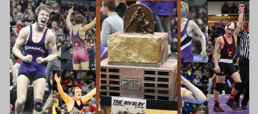 """Stoughton, Milton face off in the first ever""""Battle at the Barn"""""""