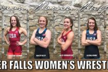 Introducing River Falls Women's Wrestling