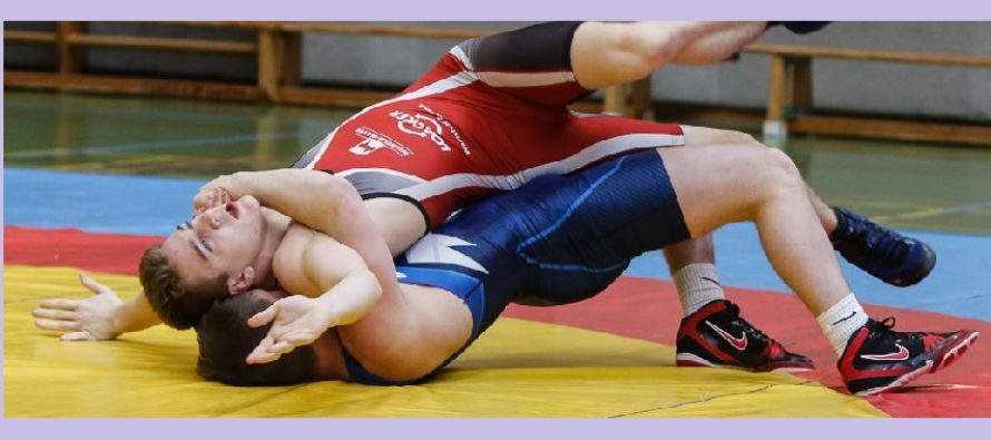 Nutter heading to Austria with USA GRECO Contingent