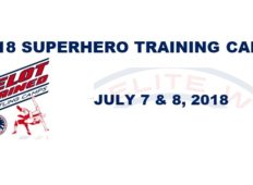 Pelot Trained | SUPERHERO TRAINING CAMP | JULY 7-8, 2018
